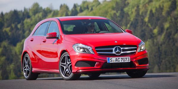 Precios del Mercedes Clase A