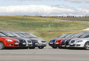 Diez compactos Diesel