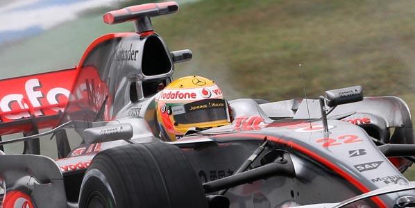 GP de Alemania de F1: entrenamientos oficiales