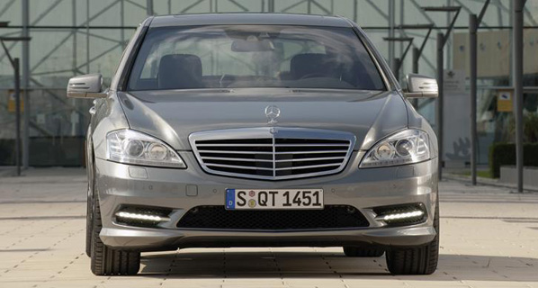 Nuevo Mercedes Clase S 350 BlueTEC