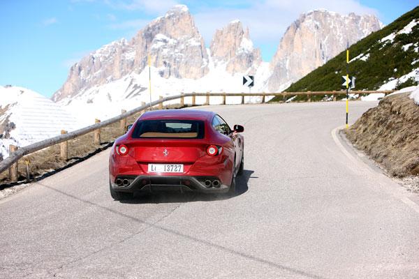 Ferrari FF total