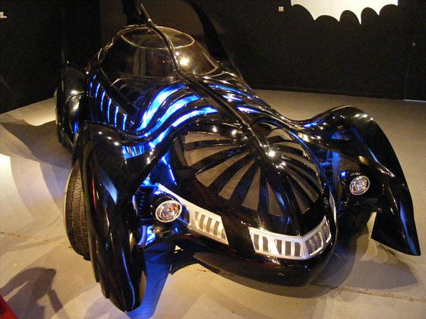 Los coches de Batman