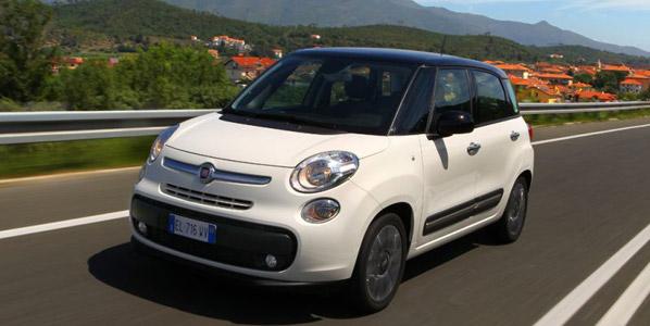 Fiat 500L, desde 16.700 euros