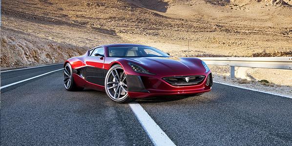 Rimac Concept One, de 0 a 100 km/h en 2,8 segundos