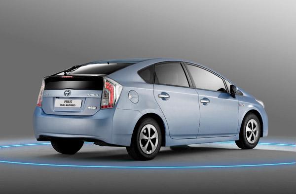 Probamos el nuevo Toyota Prius Plug-in