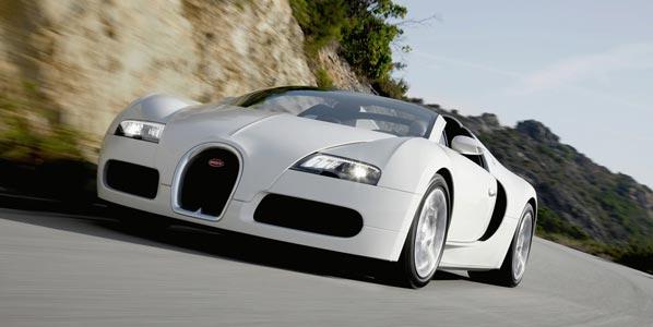 Bugatti Veyron 16.4 Grand Sport, nuevas fotos