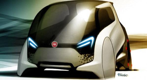 Fiat presenta el prototipo del pueblo