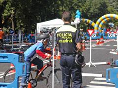Semana de la Movilidad en Madrid