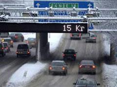 """Estocolmo aprueba la """"tasa antiatascos"""""""