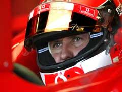 Schumacher dice adiós