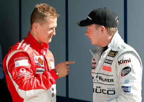 Schumacher mot 1