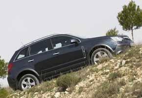 Opel Antara Cosmo 2.0 CDTI 16V