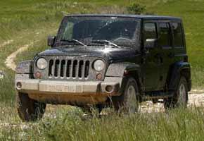 Jeep Wrangler 2.8 CRD Sahara Aut. 5P