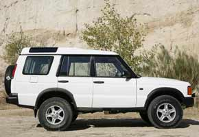 Land Rover Discovery TD5 Fam Motor