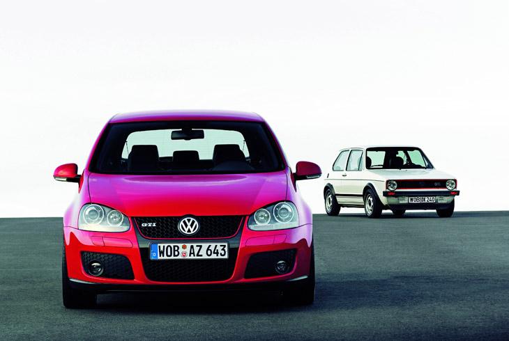 VW Golf GTI VI