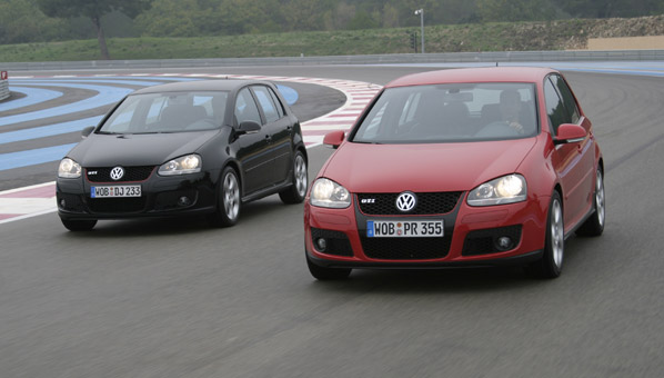 El VW Golf VI GTI, casi listo