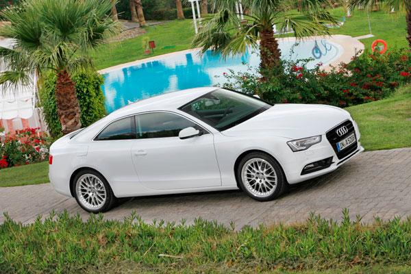 Audi A5/S5 el contacto