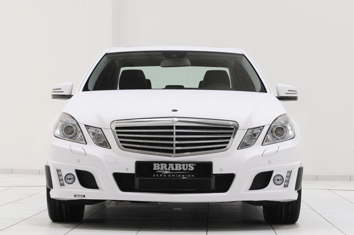 Brabus E 220 CDI BlueEFFICIENCY.