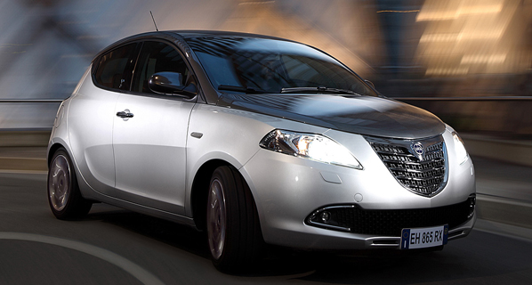 Lancia Ypsilon, ya a la venta