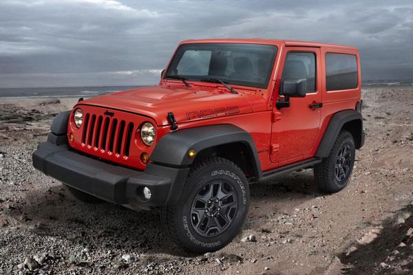 Las novedades de Jeep en París 2012