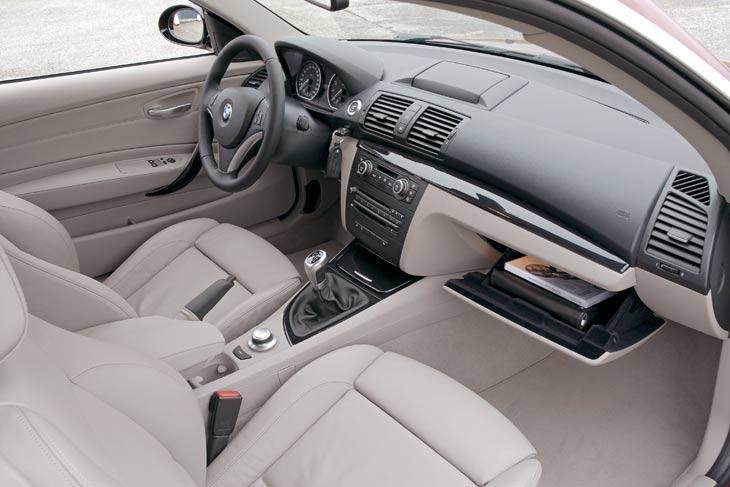 BMW Serie 1 Coupé: primeras impresiones