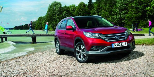 El nuevo Honda CR-V, desde 27.200 euros
