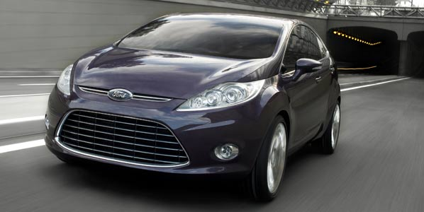 Ford Verve Concept Sedán