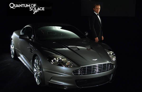 Los coches de James Bond
