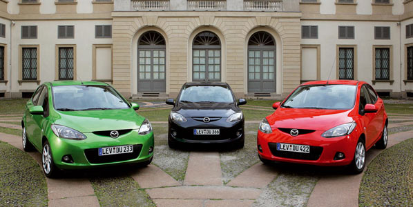 Mazda compra a Ford parte de sus acciones