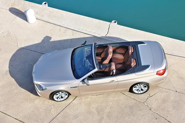 Nuevo BMW Serie 6 Cabrio