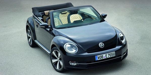 Volkswagen Beetle y Beetle Cabrio Exclusive
