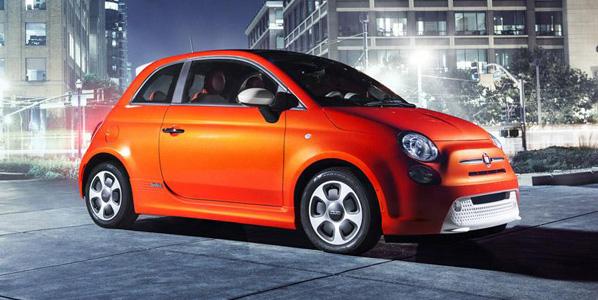 Fiat 500 e eléctrico