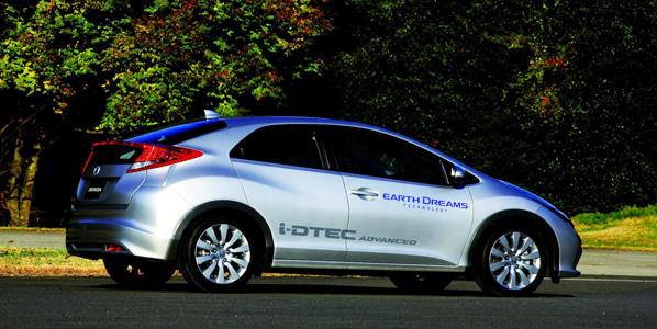 Honda 1.6 i-DTEC de 120 CV