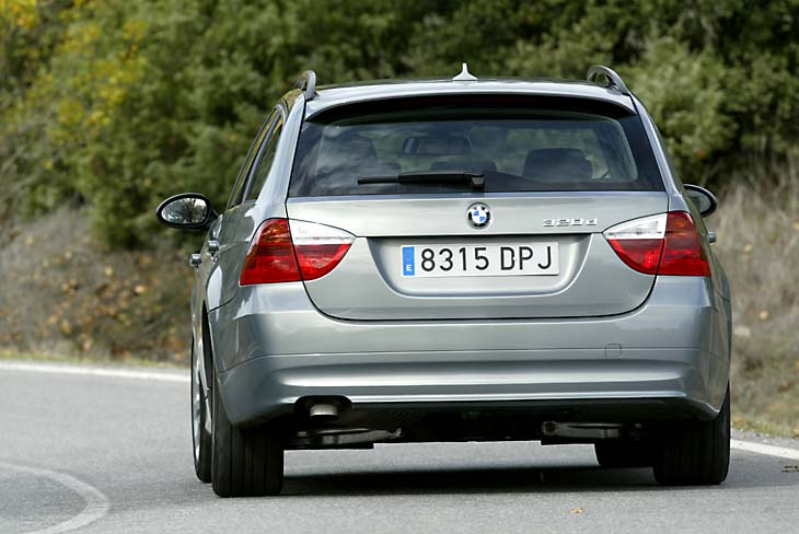 BMW 320d Touring Grande