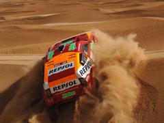 El Lisboa-Dakar arranca hoy en Madrid