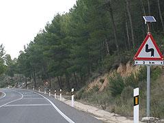 Las carreteras locales no son autopistas