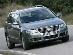 VW Passat Variant TDI 140 CV 4Motion