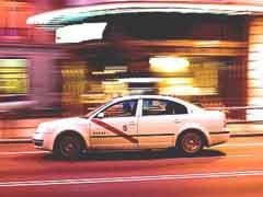 En Navidad, más taxis por la noche