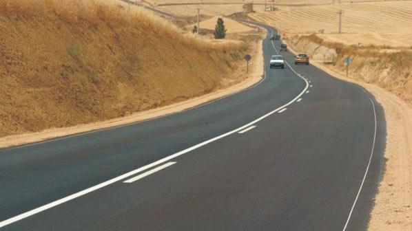 El 11 por ciento de las carreteras españolas, peligrosas