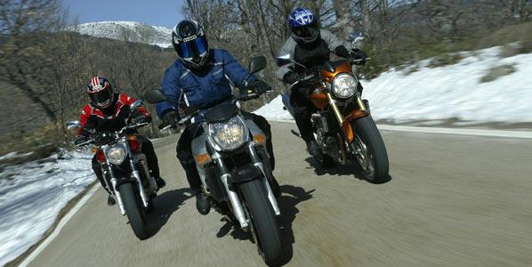 Nuevo impuesto de matriculación para las motos