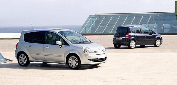 Renault garantiza la producción del Modus