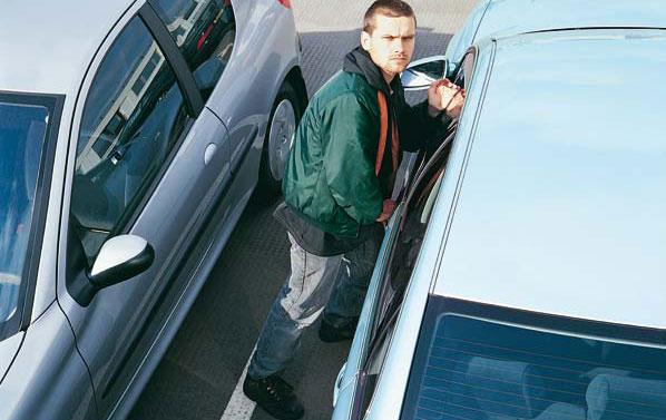 Más robos de coches en Navidades