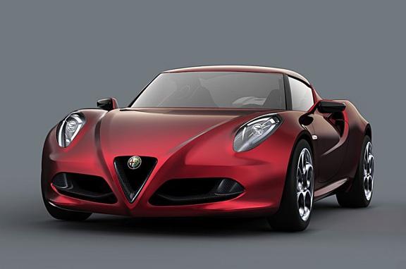 El Alfa Romeo 4C, en 2013