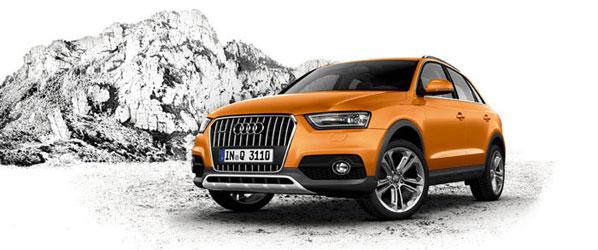 Audi Q3: nuevos paquetes offroad y S-Line