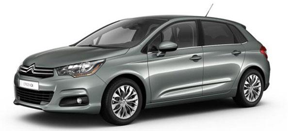 Citroën C4: la serie 'Tonic' llega a España
