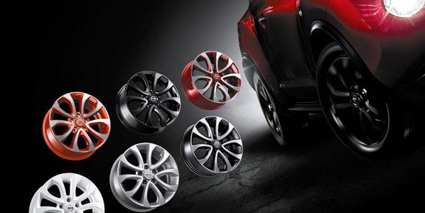 Ya puedes personalizar tu Nissan Juke