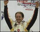 Doblete de Da Matta en el Gran Premio de Monterrey