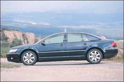 Volkswagen Phaeton W12