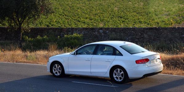 Audi A4 2.0 TFSI flexible fuel