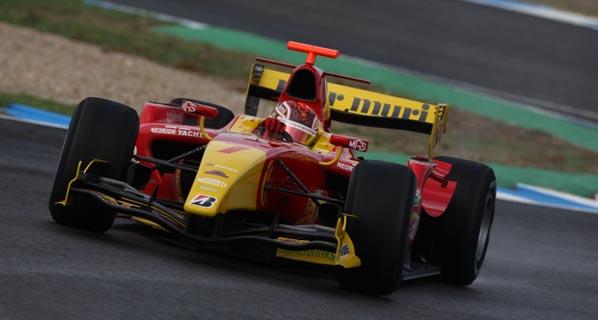 Dani Clos ficha por Trident para la GP2 Asia